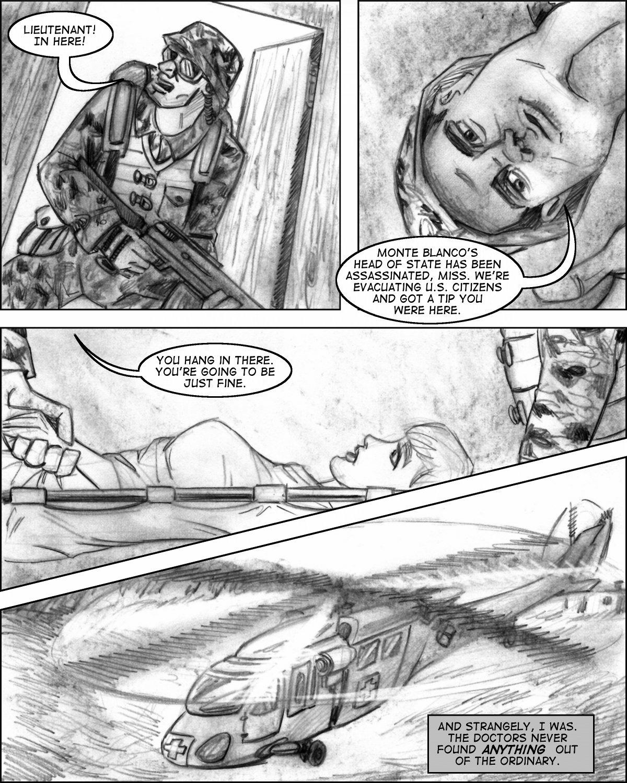 Jill retrieved by Marines