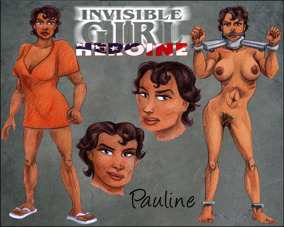Big tough Wayward girl Pauline