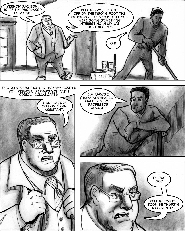 If Boss Hogg were a chemistry professor...