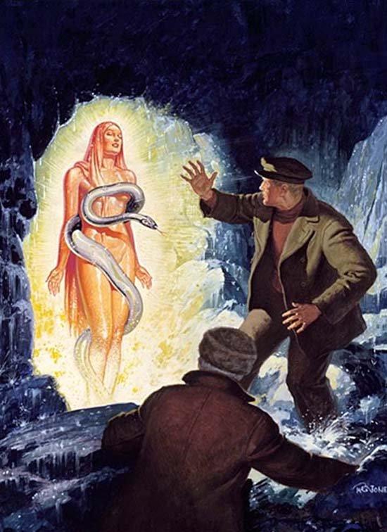 serpent-woman