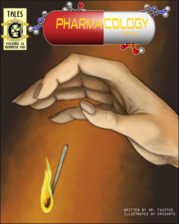A feminine hand drops a match.