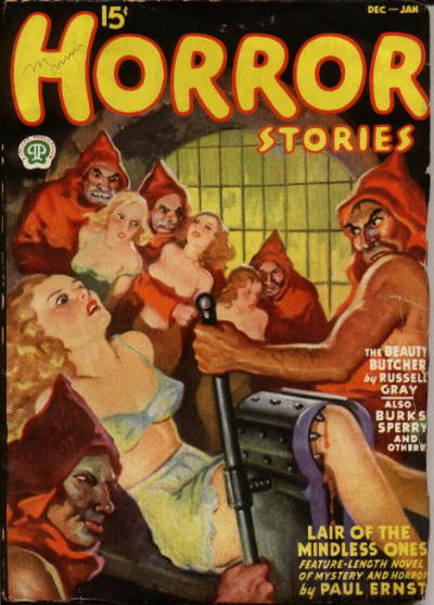 erotic horror stories