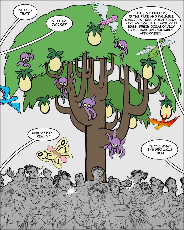 It's the Arborpus Tree!