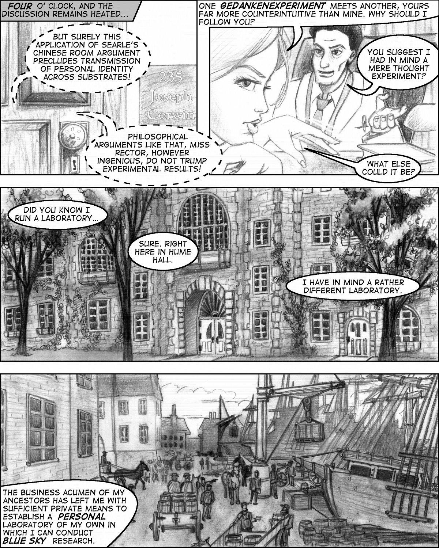 Tales of Gnosis College Erotic Comic, Volume 1, Number 1 ...