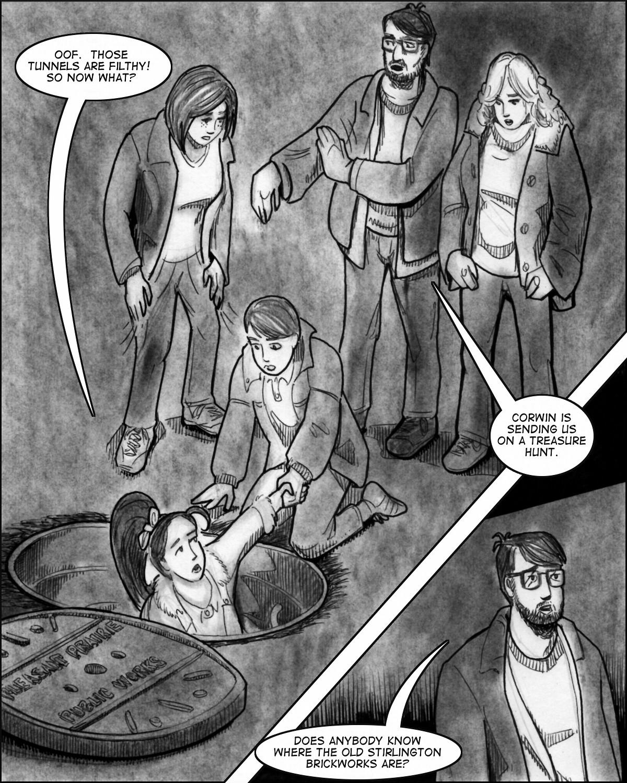 Commencement:  Chapter Six, Page Twenty-Nine