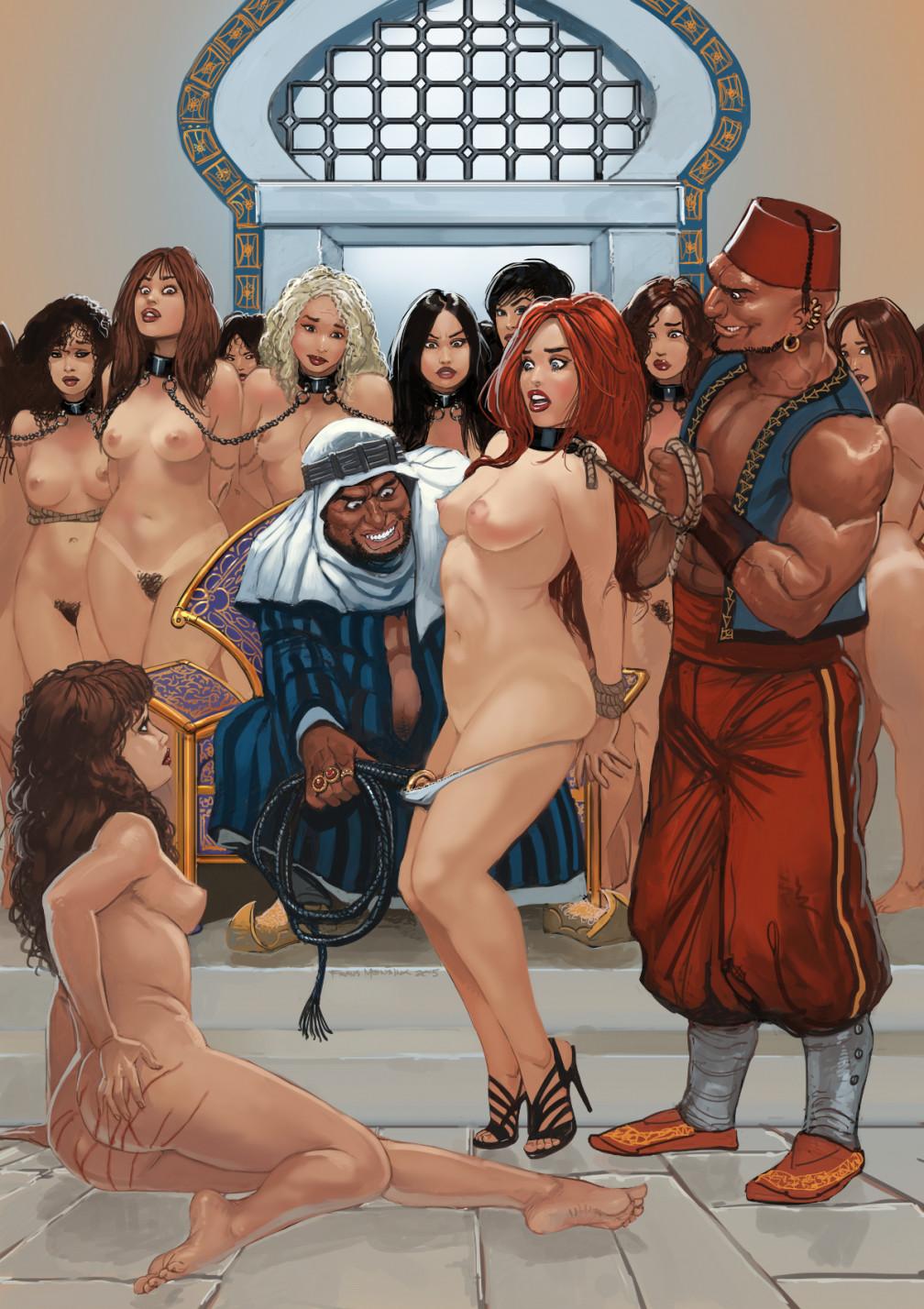 Ultimate harem erotica boxset