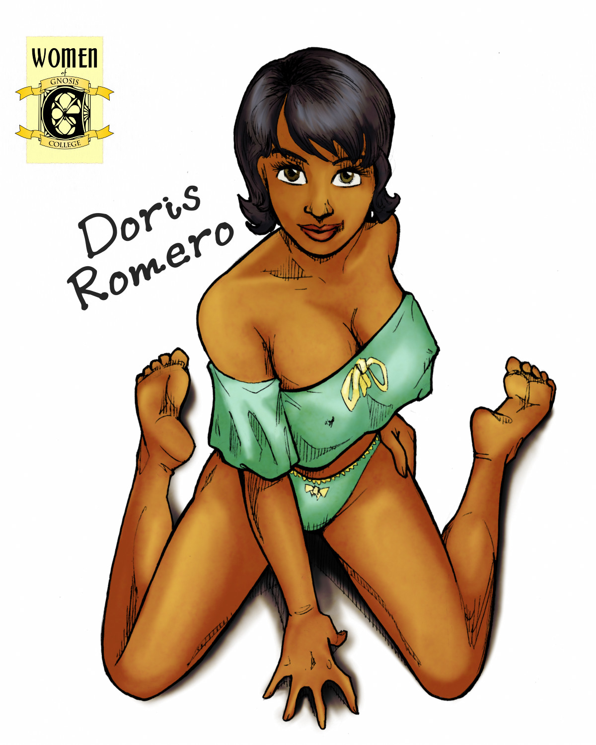 Hot Doris Romero