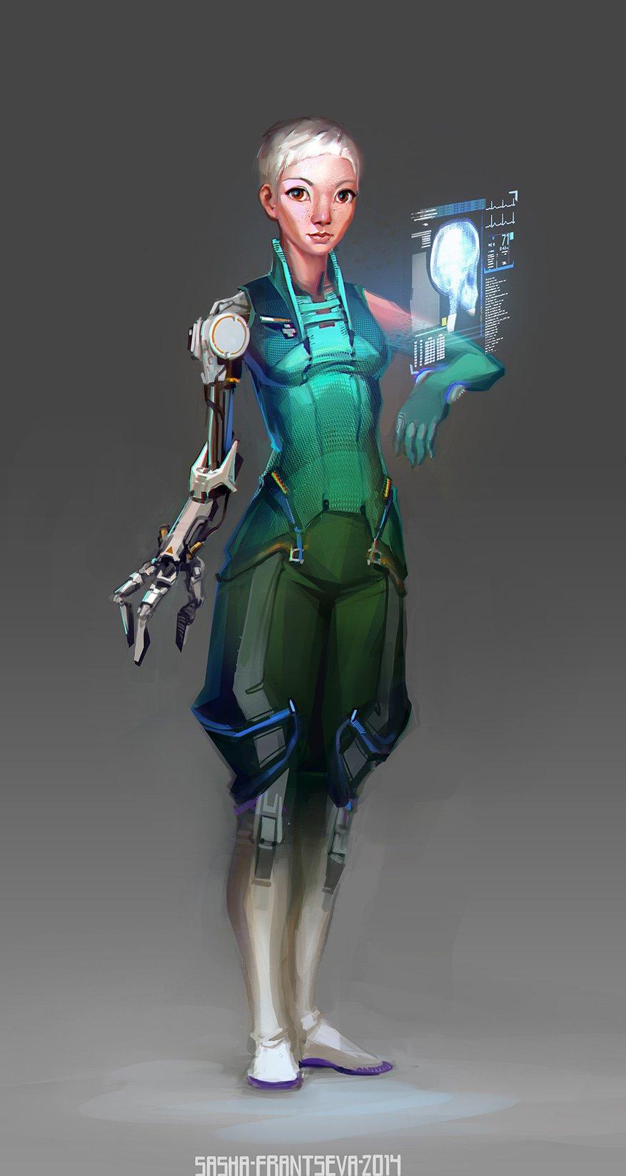 cyborg-brain-scan