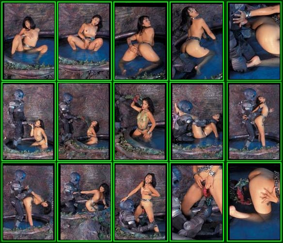 gallery of alien porn
