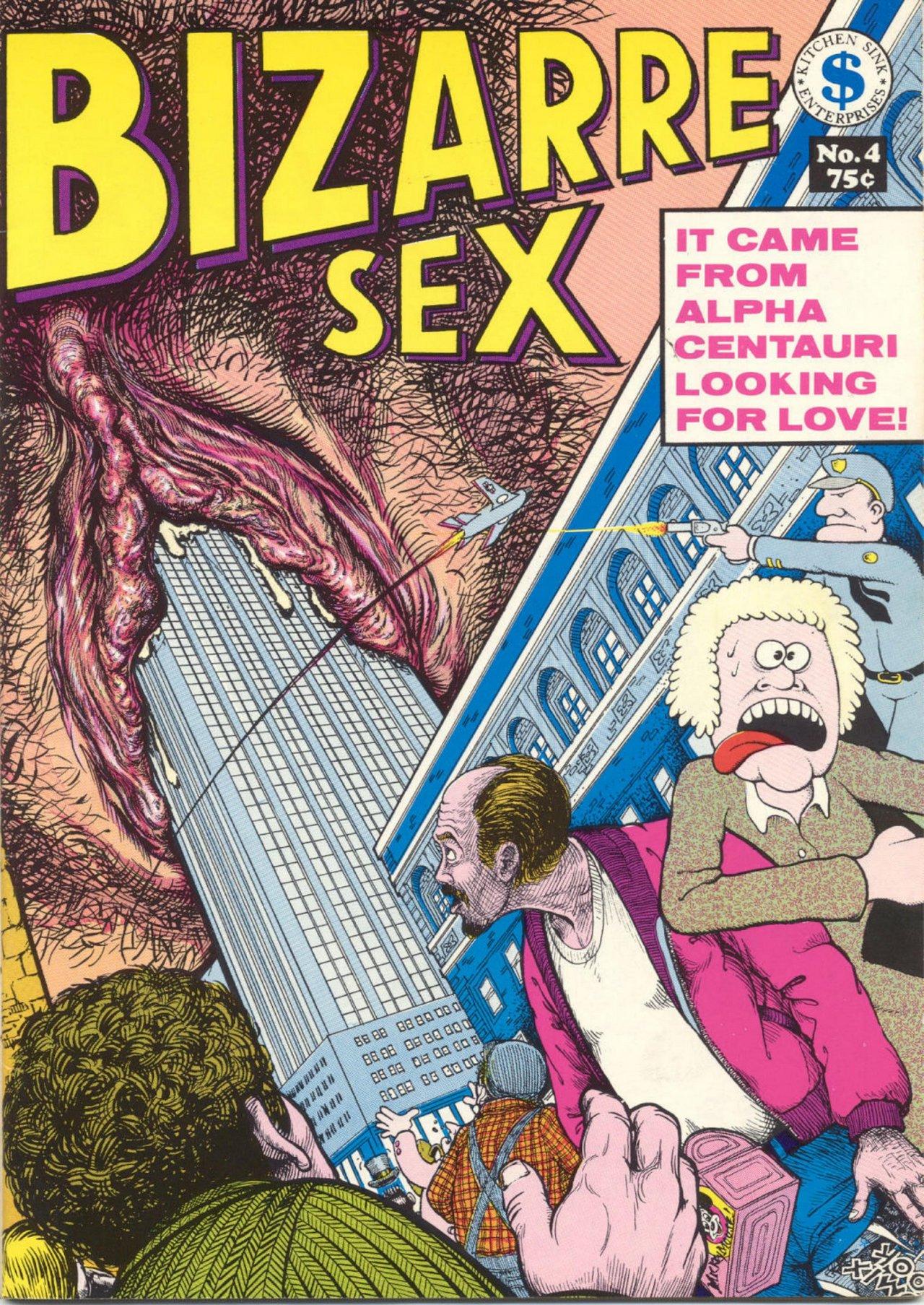 Bizarre Sex #4