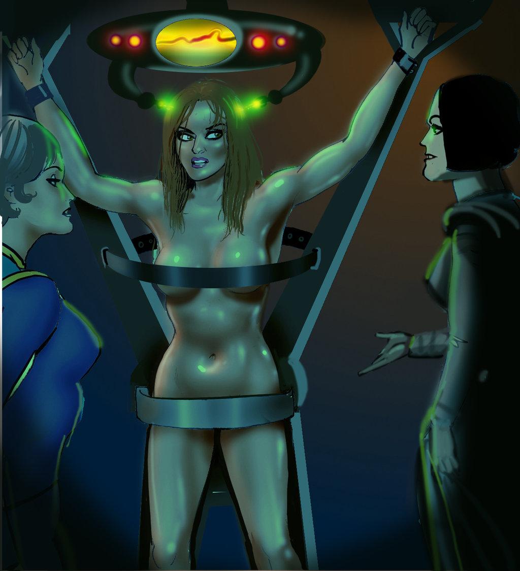 Alien mind control captions