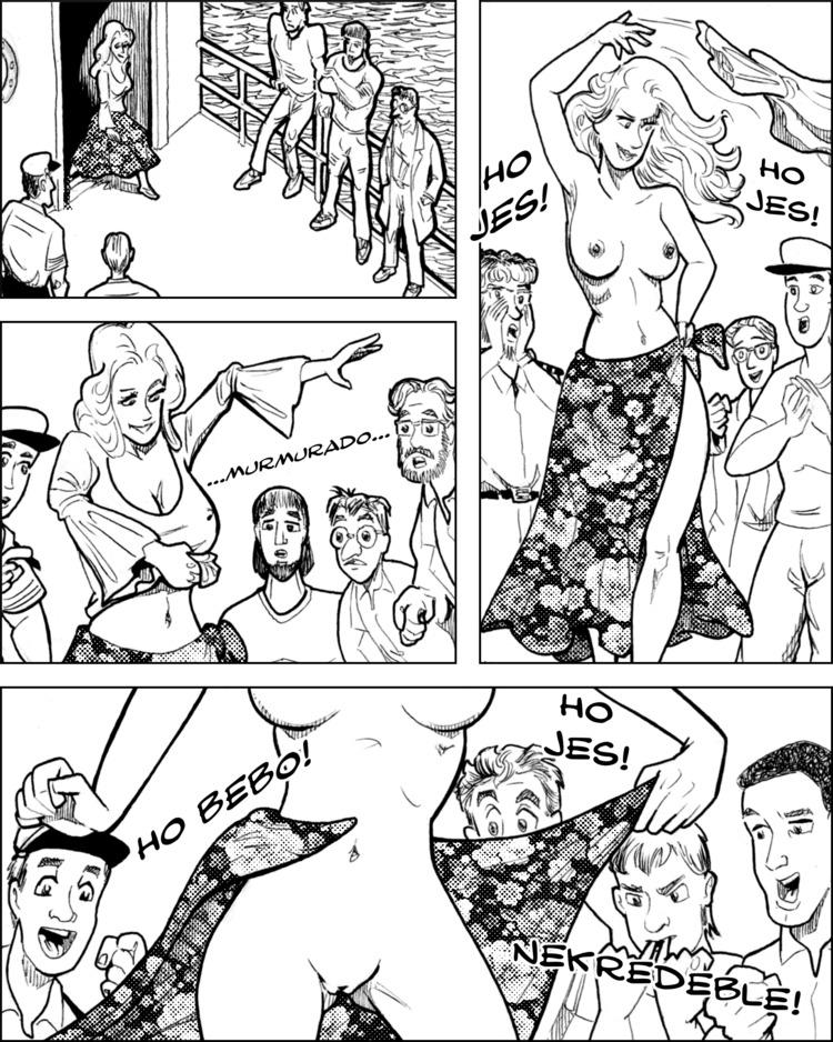 Eliza ekfaras seksallogan sinnudigon.
