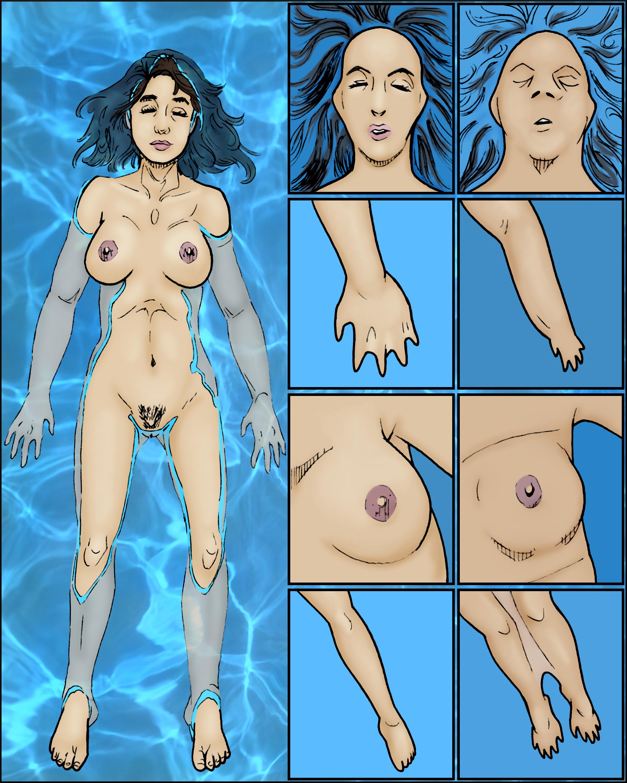 Abigail transforms -- or perhaps -- deforms.