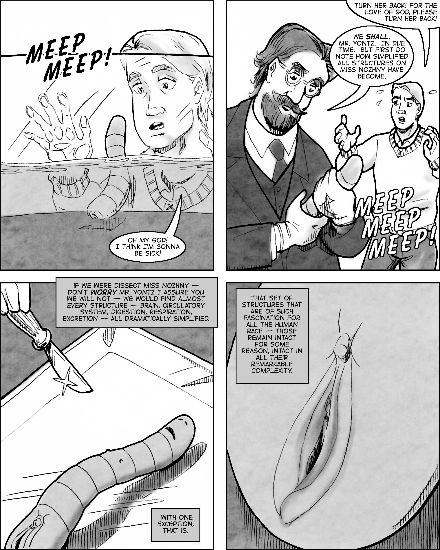 Anatomy of a sex worm.